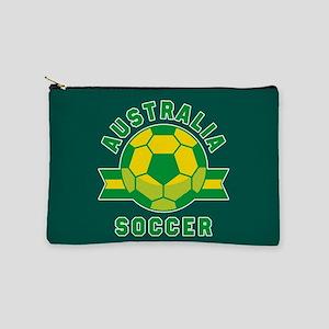 Australia Soccer Makeup Bag