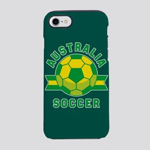 Australia Soccer iPhone 8/7 Tough Case