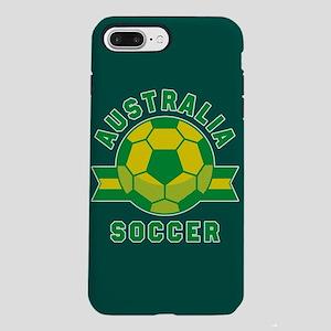 Australia Soccer iPhone 8/7 Plus Tough Case