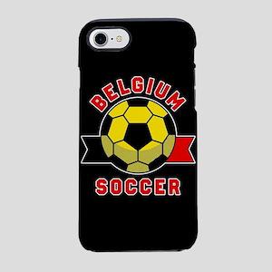 Belgium Soccer iPhone 8/7 Tough Case