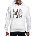Live & Let Live - Hooded Sweatshirt