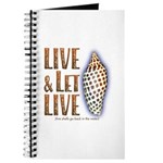 Live & Let Live - Journal