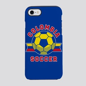 Colombia Soccer iPhone 8/7 Tough Case