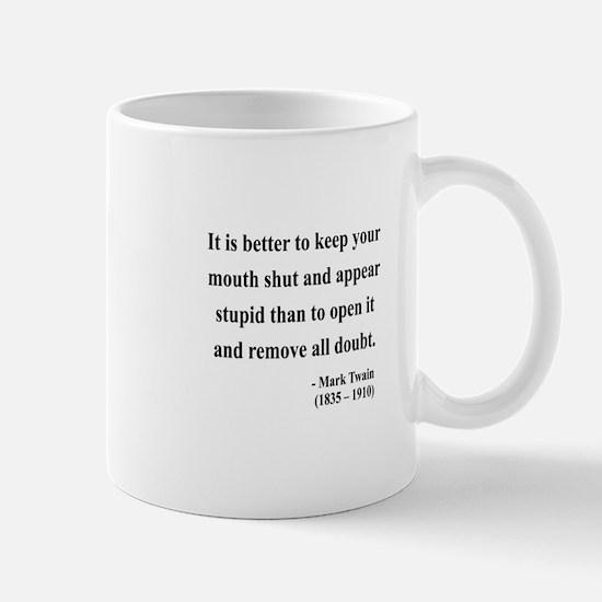 Mark Twain 41 Mug