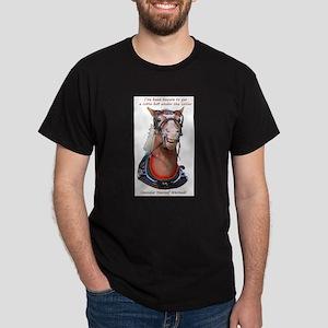 Hot Collar Belgian Draft Horse T-Shirt