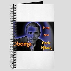 Obama Paris Hilton shirt Journal