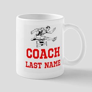 Track Coach Mugs