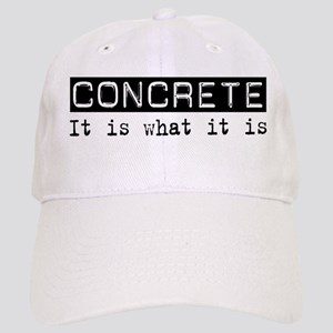 Concrete Is Cap