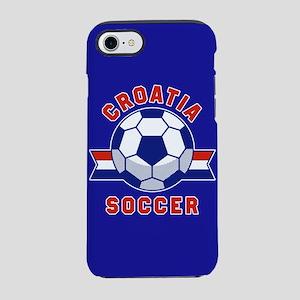 Croatia Soccer iPhone 8/7 Tough Case