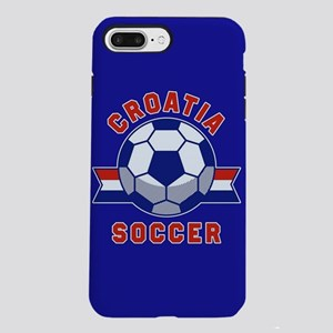 Croatia Soccer iPhone 8/7 Plus Tough Case