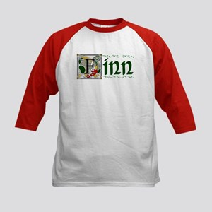 Finn Celtic Dragon Kids Baseball Jersey