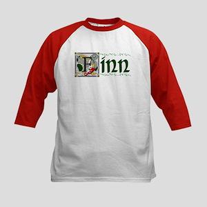 Finn Celtic Dragon Kids Baseball Jersey