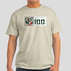 Finn Celtic Dragon Light T-Shirt