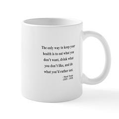 Mark Twain 42 Mug
