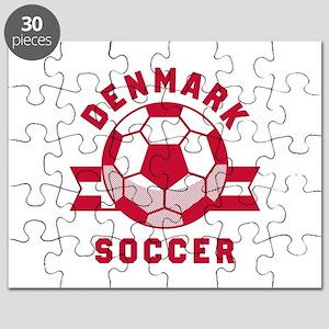 Denmark Soccer Puzzle