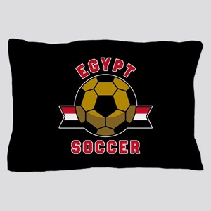 Egypt Soccer Pillow Case