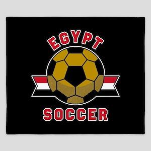 Egypt Soccer King Duvet
