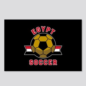 Egypt Soccer Postcards (Package of 8)