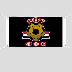 Egypt Soccer Banner
