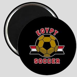 Egypt Soccer Magnet