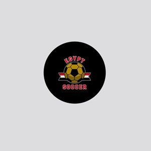 Egypt Soccer Mini Button