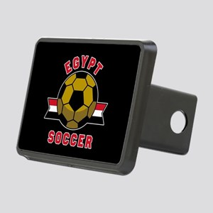 Egypt Soccer Rectangular Hitch Cover