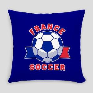 France Soccer Everyday Pillow