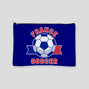 France Soccer Makeup Bag