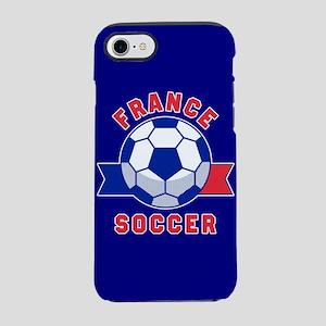 France Soccer iPhone 8/7 Tough Case