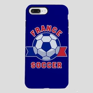 France Soccer iPhone 8/7 Plus Tough Case