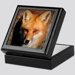 Keepsake Box with Fox