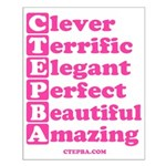 CTEPBA.com Small Poster