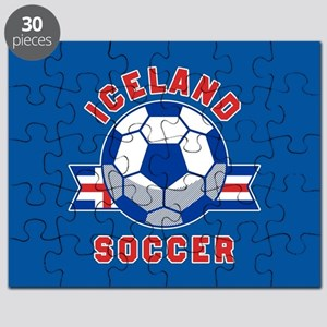 Iceland Soccer Puzzle