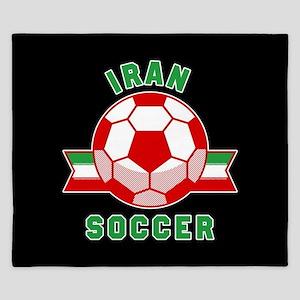 Iran Soccer King Duvet