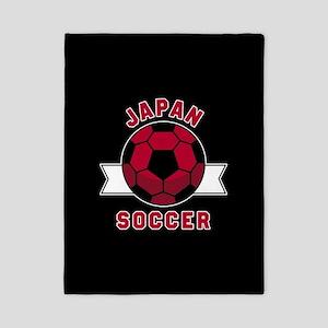 Japan Soccer Twin Duvet Cover