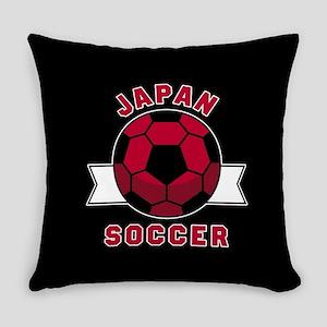 Japan Soccer Everyday Pillow