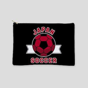 Japan Soccer Makeup Bag