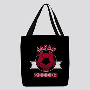 Japan Soccer Polyester Tote Bag