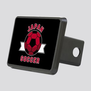 Japan Soccer Rectangular Hitch Cover