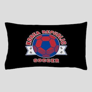 Korea Republic Soccer Pillow Case