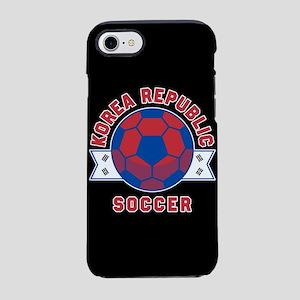 Korea Republic Soccer iPhone 8/7 Tough Case