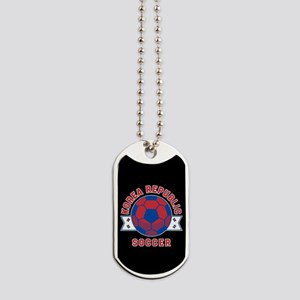 Korea Republic Soccer Dog Tags