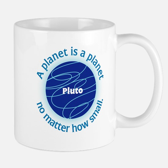 Pluto_A Planet is a... Mug