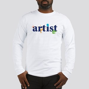 """Artist"" Long Sleeve T-Shirt"