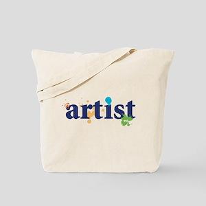 """""""Artist"""" Tote Bag"""