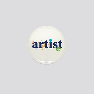 """Artist"" Mini Button"
