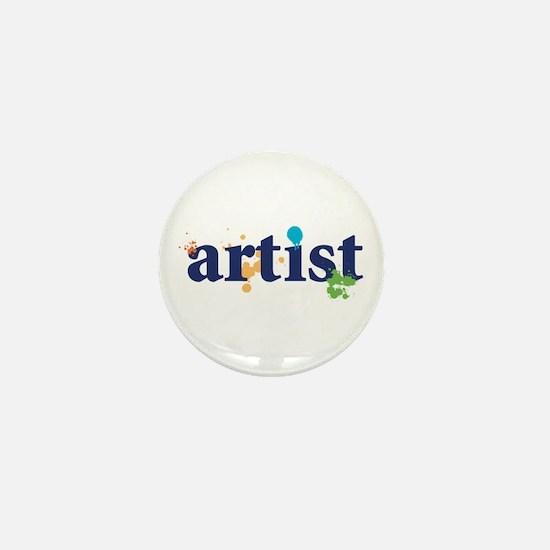 """""""Artist"""" Mini Button"""