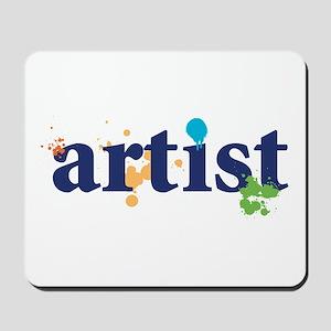 """""""Artist"""" Mousepad"""