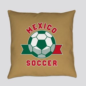 Mexico Soccer Everyday Pillow