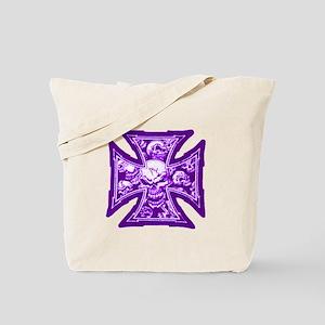 Iron Skulls 5 Tote Bag